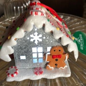 GingerBread House Ornament Christmas